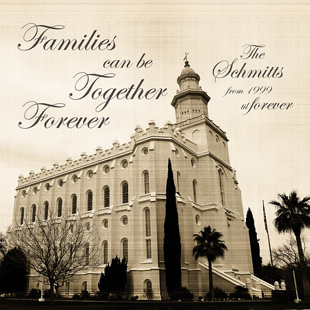 This photo with word overlay is available only via email. 100% of proceeds go to the fund of a sweet four year old in St George that is battling cancer. 8x8 is $20, 12x12 is $25, Personalization of family name and date is $10.